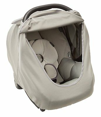 Maxi-Cosi Mico Infant Car Seat Cover - Grey - Brand New!! Free Shipping!!