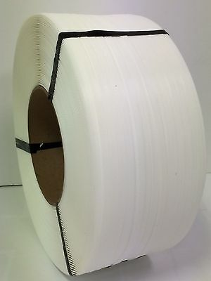 """Poly Strapping 1/2"""" x 0.26 8.2M Ft 8 x 8 Machine  Grade"""