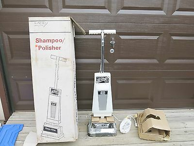 "New Powr-Flite By Southwest Shampooer / Polisher Light Commercial 12"" Shp Series"
