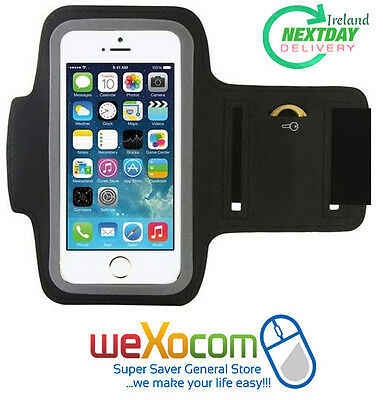 For Apple iPhone 6 6S Plus Sports Gym Running Jogging Armband Case Cover Holder