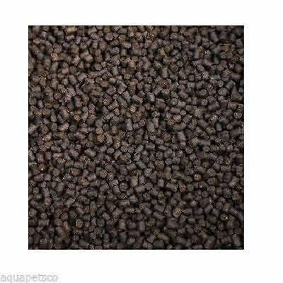1.9Kg PREMIUM STURGEON STERLET FISH FOOD PELLETS POND FEED TENCH SINKING 2.5mm