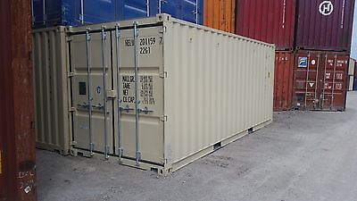 New 20ft Shipping Container - FORT WORTH, TX