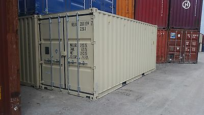 New 20ft Shipping Container - Omaha, NE