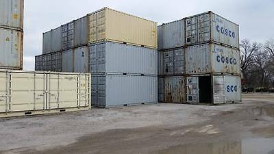 20ft Shipping Container - OMAHA, NE