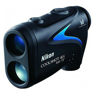 Nikon COOLSHOT 40i Laser Range Finder (BKA128SA) with GEN NIKON WARR