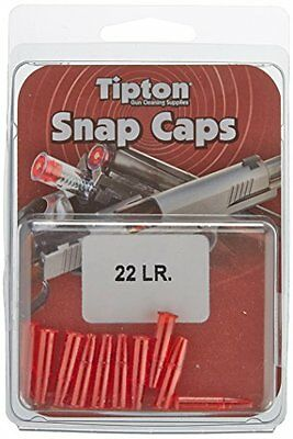 Tipton Snap Caps 22 Lr Per 10 Training Sporting Goods Fitness Strength Sold Per