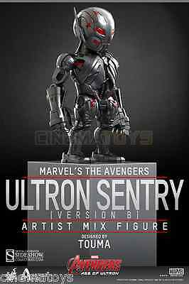 Avengers Age of Ultron Sentry Version B Artist Mix Collectible Figure Hot Toys