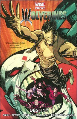 Wolverines Volume 4: Destiny, New, Ario Anindito, Charles Soule Book