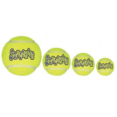 Kong Air Dog 2in1 gioco palle tennis con squittio per cane