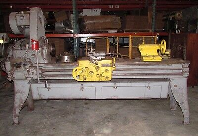"American Tool Works 110"" X 35"" X 66¼"" Metalworking Lathe *good*"