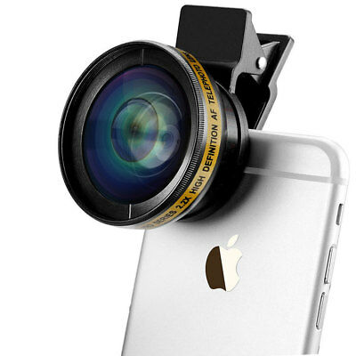 Pro Series HD AF Telephoto Lens for iPhone 7, 7 +, SE 6S+ 6S 6 Plus 6 5C 5S 5
