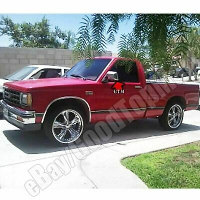 For Chevy Tahoe 88~98 Chrome Mirror Cover