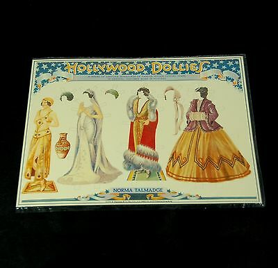 Hollywood Dollies paperdolls, Norma Talmadge , Publishers B. Shackman & Co. 1991