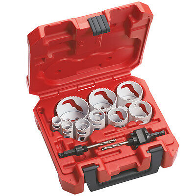 Milwaukee 49-22-4025 General Purpose Hole Dozer Hole Saw Kit - 13pc