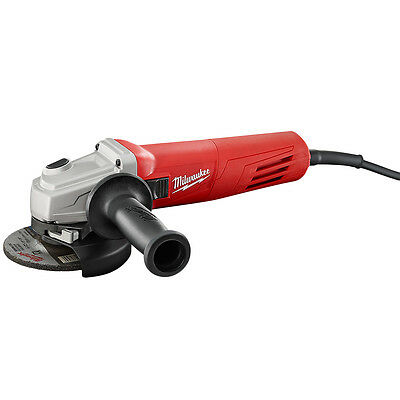 Milwaukee 6146-33 11 Amp 4-1/2-Inch Small Angle Grinder Slide Lock-On w/ Flange