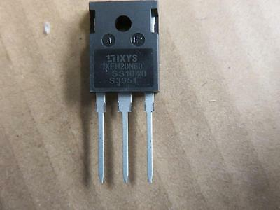 Lot Of 20 Mosfet-Ixys 600V 20A 20Pcs