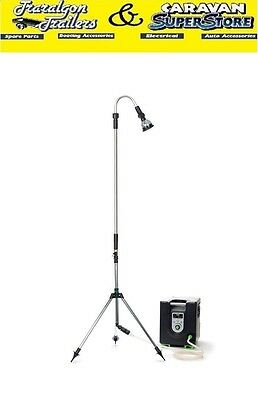 Aquacube aqua cube outdoor shower stand camp adjustable 230cm ACC125D