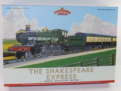 Bachmann OO 1:76 GWR The Shakespeare Express Collectors train Pack 30-525 BNIB