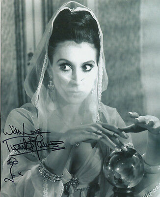 Anita Harris SIGNED photo - Carry On Follow That Camel - J32