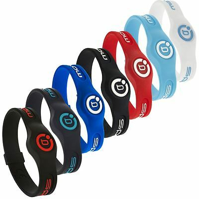 Bioflow Sport Magnetic Therapy Silicone Wristband * Beaucoup de couleurs *