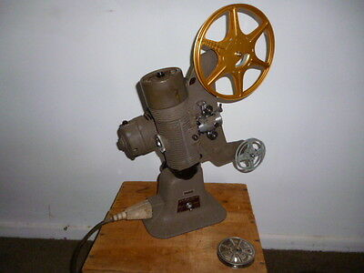 Vintage Bell & Howell Movie Projector, works, with case, free post Australia