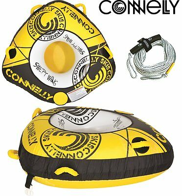 CONNELLY SWEPT WING 1 Person Tube Towable Funtube Wasserreifen Wasserspass