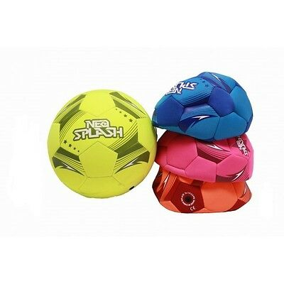 Size 5 Neoprene Kids Adults Football In Assorted Colours Ideal For Outdoor Play