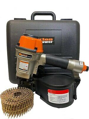 Orion Power Cn55 Professtional Coil Nailer /Superb Quality-next day delivery