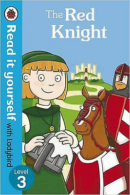 The Red Knight - Read it yourself with Ladybird: Level 3 (Read It Yourself Level