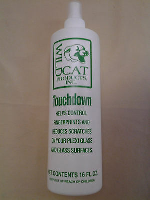 "Wildcat ""Touchdown"" Plexiglass/Glass Cleaner & Disinfectant"