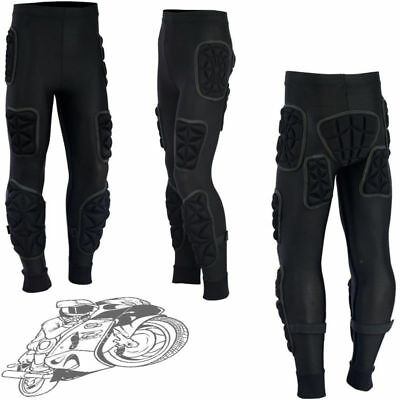 Snowboard Skiing Mountain Bike Cycling Skating Protector Ce Armour Trousers Pant