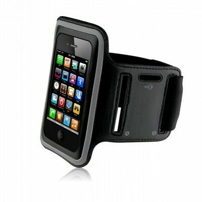 Adjustable Sports Armband Case Cover for Jogging Exercise Workout Gym Running