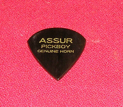 Assur Pickboy Genune Horn Pick Collection Heavy Guage