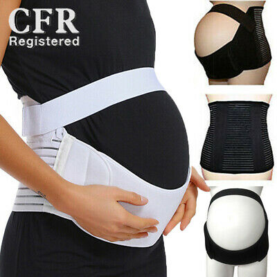 Real Maternity Belt Waist & Abdomen Support, Belly Band for Pregnant Women