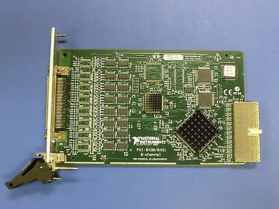 National Instruments PXI-8431/8 NI Serial Interface Card, 8-Port RS485/422