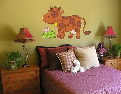 Wall Decal no.187 Moo Cow