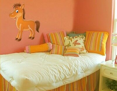 Wall Decal no.48 Little Horse