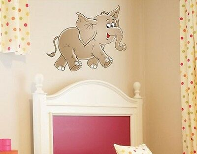 Wall Decal no.9 Funny Elephant
