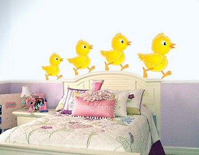 Wall Decal no.69 Chick Set