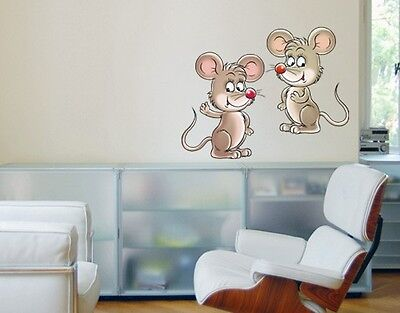 Wall Decal no.45 Mouse