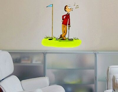 Wall Decal no.25 Hole in One