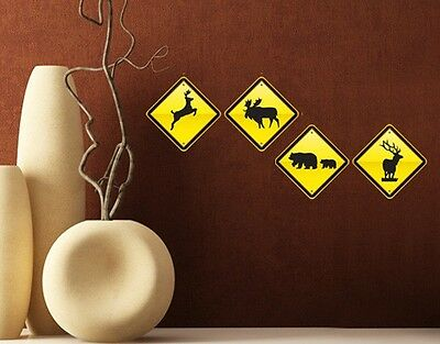 Wall Decal no.89 Zoo Forest