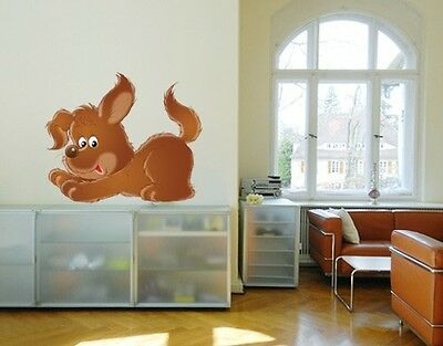 Wall Decal no.28 Willi The Dog