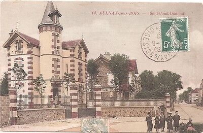Aulnay-sous-Bois - Rond-point Dumont