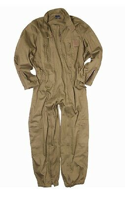 BW FLIEGERKOMBI Kombi German Outdoor Military Pilot Outdoor Overall Coyote Gr 52