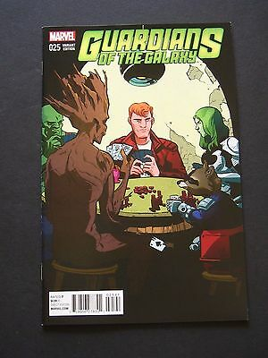 Guardians of the Galaxy #25  NM-  2015   High Grade Marvel Comic
