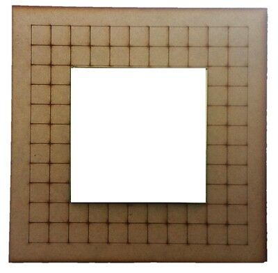 Mirror Grid Base MDF - 285x285mm