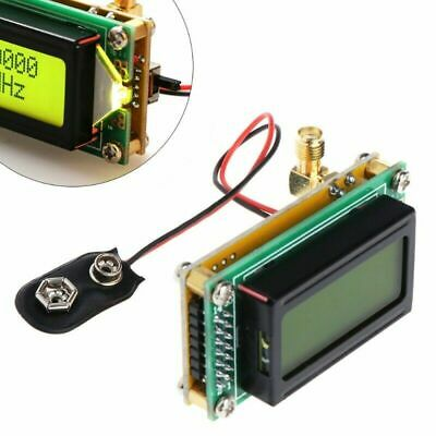 New High Accuracy RF 1~500 MHz Frequency Counter Tester measuremen For ham Radio