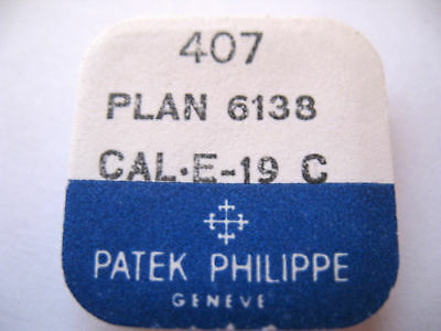 Patek Philippe Watch E19 Clutch Wheel Part 407