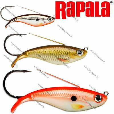 Rapala Weedless Shad WSD08/8cm, 16g / Different colors / BRAND NEW**